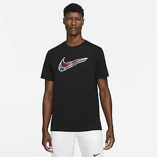 Nike Swoosh Kısa Kollu Erkek Tişörtü