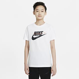 Nike Sportswear Air Max T-shirt dla dużych dzieci (chłopców)