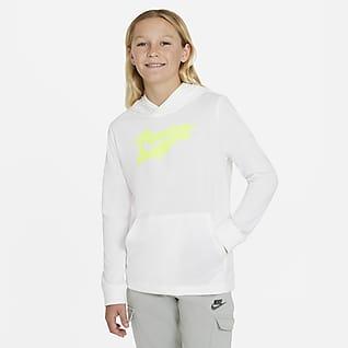 Nike Sportswear Big Kids' (Boys') Jersey Hoodie