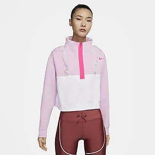Nike Dri-FIT 女子针织训练上衣