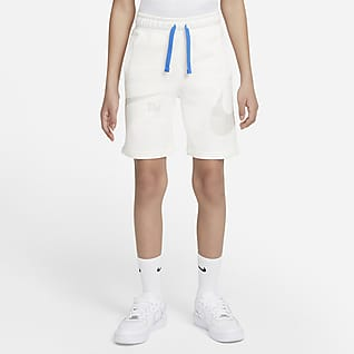 Nike Sportswear Swoosh Older Kids' (Boys') Shorts
