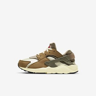 Nike Huarache Run LE Younger Kids' Shoes