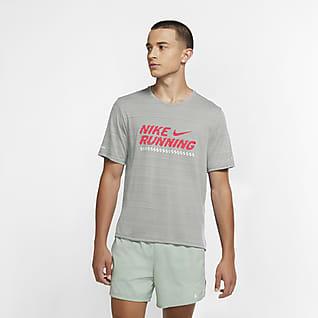 Nike Miler Future Fast เสื้อวิ่งผู้ชาย