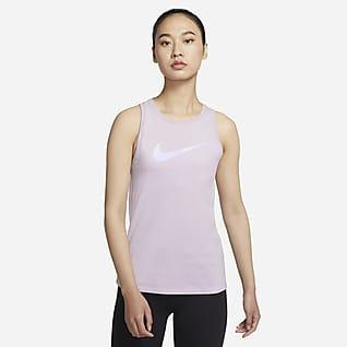 Nike Dri-FIT เสื้อกล้ามเทรนนิ่งผู้หญิง
