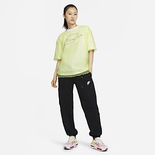 Nike Sportswear NSW Tulle 女子短袖上衣