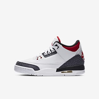Air Jordan 3 Retro SE (GS) 复刻大童运动童鞋
