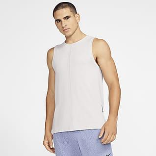 Nike Yoga Herresinglet