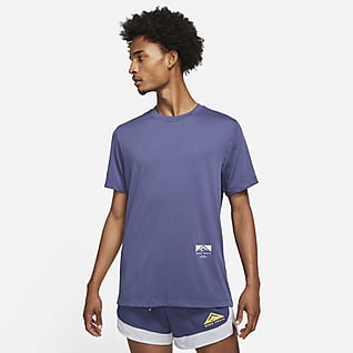 Nike Dri-FIT Trail Playera de trail running para hombre