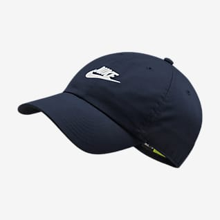 Nike Sportswear Heritage86 Futura Washed Cappello