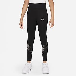 Nike Air Leggins para niña talla grande