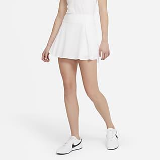 Nike Club Skirt Düz Kesim Kadın Golf Eteği