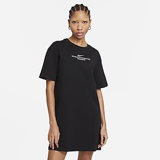 Nike Sportswear Swoosh Dámské šaty