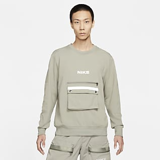Nike Sportswear City Made 男子针织圆领上衣