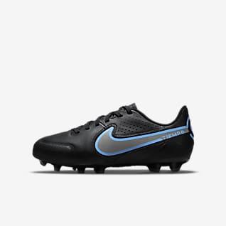 Nike Jr. Tiempo Legend 9 Academy MG Ποδοσφαιρικό παπούτσι για διαφορετικές επιφάνειες για μικρά/μεγάλα παιδιά