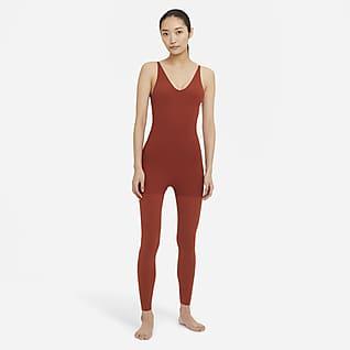 Nike Yoga Luxe Layered 7/8 女子连体衣
