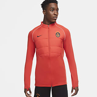 Galatasaray Strike Winter Warrior Men's Padded Football Drill Jacket