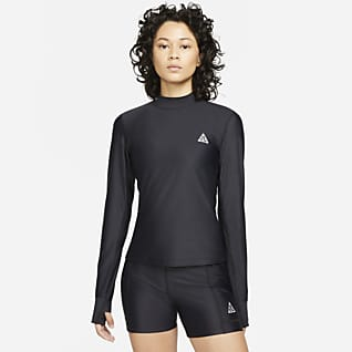 """Nike Dri-FIT ADV ACG """"Crater Lookout"""" Women's Cropped Top"""