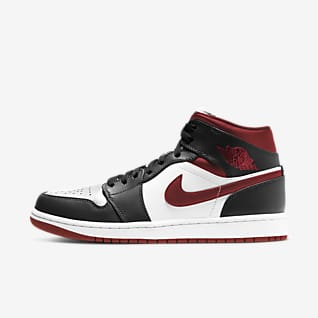Air Jordan 1 Mid Sko