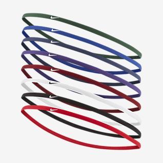 Nike Skinny Hairbands (8 Pack)