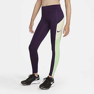 Nike Trophy Träningstights för tjejer