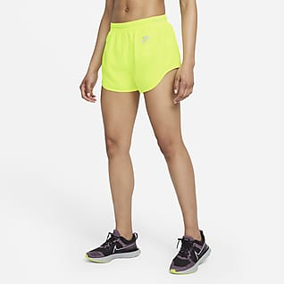 Nike Air Dri-FIT Women's Brief-Lined Running Shorts