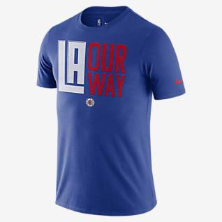 LA Clippers Mantra Men's Nike Dri-FIT NBA T-Shirt