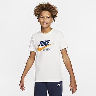 Nike Sportswear Las Vegas Playera para niños talla grande