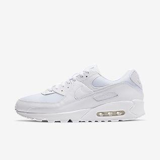 Hombre Blanco Air Max 90 Calzado. Nike CL