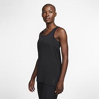 Nike Yoga Samarreta de tirants - Dona
