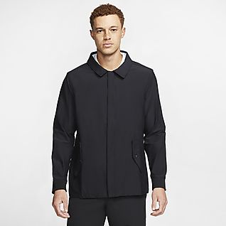 Nike Repel Player Men's Golf Jacket