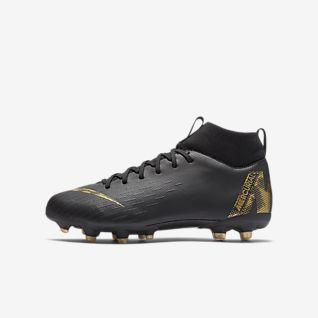 Nike Jr. Superfly 6 Academy MG Chaussure de football à crampons multi-terrains pour Jeune enfant/Enfant plus âgé