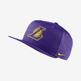 Los Angeles Lakers Nike Pro Czapka NBA