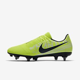 Nike PhantomVNM Academy SG-Pro Anti-Clog Traction Fotbollssko för vått gräs