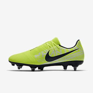 Nike PhantomVNM Academy SG-Pro Anti-Clog Traction Fodboldstøvle til vådt græs