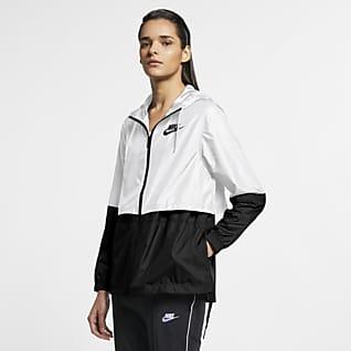 Nike Sportswear Repel Damenjacke aus Webmaterial