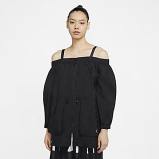 Jordan Utility Женская куртка с открытыми плечами