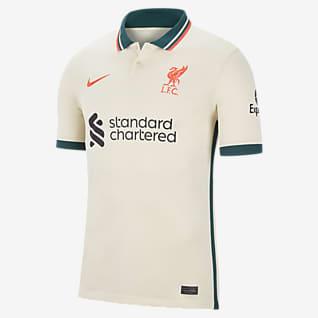 Liverpool FC 2021/22 Stadium Away Fodboldtrøje til mænd