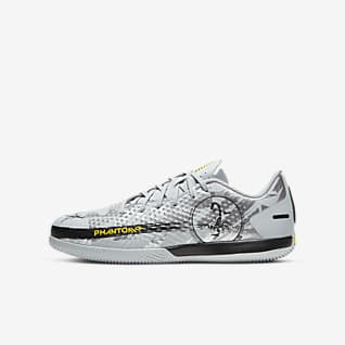 nike soccer shoes white