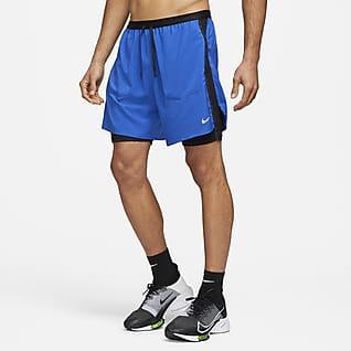 Nike Flex Stride Run Division Shorts de running híbridos para hombre