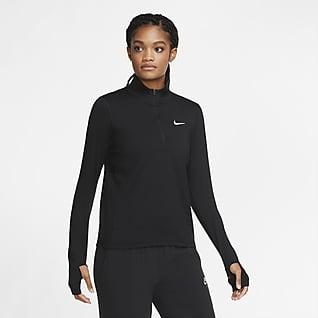 Nike Element 女子跑步上衣