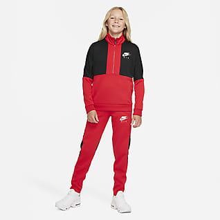 Nike Air Conjunto de entrenamiento para niños talla grande