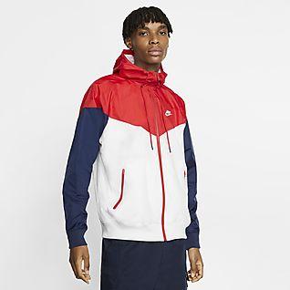 Nike Sportswear Windrunner Vindjakke med hætte