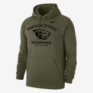 Nike College Club Fleece (Oregon State) Men's Hoodie