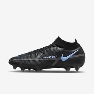 Nike Phantom GT2 Elite FG 天然偏硬草地足球釘鞋