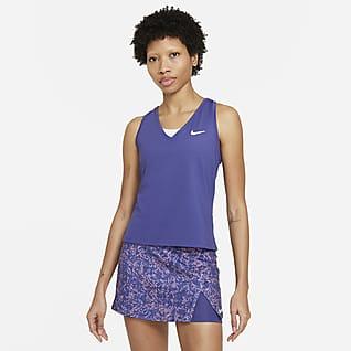 NikeCourt Victory Tennistanktop voor dames