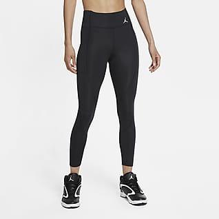 Jordan Essentials 7/8-Leggings mit mittelhohem Bund für Damen