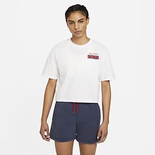 Paris Saint-Germain Kortærmet T-shirt til kvinder