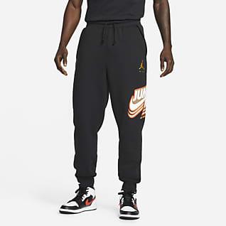 Jordan Jumpman Pantalones de tejido Fleece para hombre