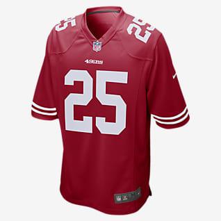 NFL San Francisco 49ers Game (Richard Sherman) Men's Football Jersey