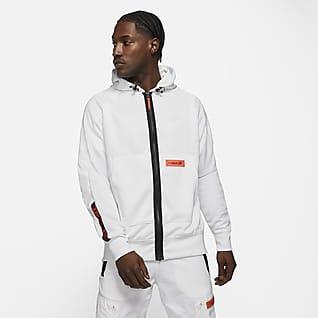 Nike Sportswear Air Max Huvtröja med dragkedja i fullängd för män